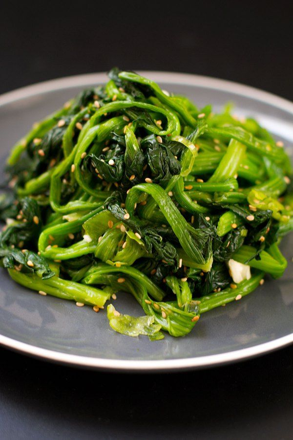 Korean spinach salad recipesbnb ideas about spinach side dishes korean side forumfinder Gallery