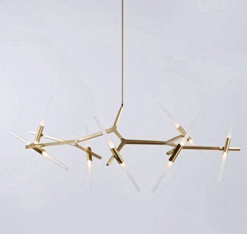 6-10-14-Lights-Roll-Hill-Agnes-Glass-Tube-Chandelier-Lamp-Suspension-Lighting