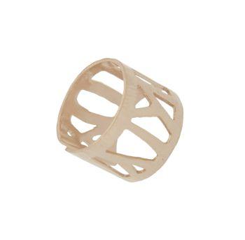 Δαχτυλίδι Σεβαλιέ σε Ασήμι 925° Επιχρυσωμένο Ροζ #Ring #Chevalier #Silver #Goldplated #Silver_Pink  #handmade #craftsmanship  #goldsmith #Thessaloniki #Greece 23666