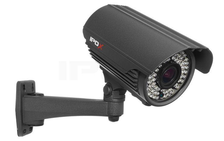 Kamera IPOX THD2272TV   Kamery tubowe IP ------------     Sony Exmor IMX222 2MPX  1920x1080 @ 25fps  #ip #cctv #camera #fullhd #ipox