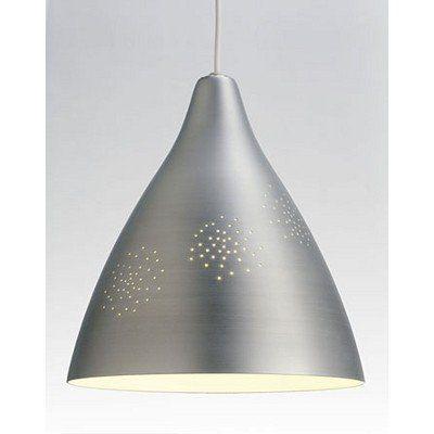 Lisa riippuvalaisin alumiini Ø265mm