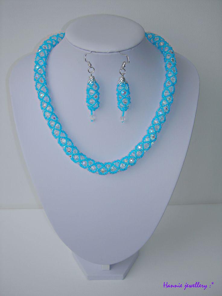 Beading jewelery from Hannie jewellery :) Cheb, Czech republic