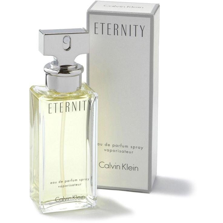 Calvin Klein - Eternity, quando ganhei torci o nariz para o perfume, hoje é um dos meus favoritos