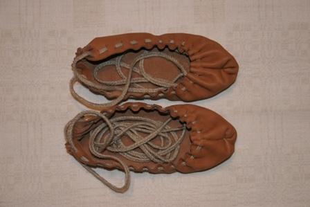 South-Estonia - Seto Boy´s Shoes