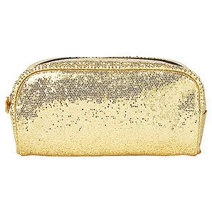 You'll be dripping in diamonds and gold with this stylish, small cosmetics bag from Dannii Minogue! Perfect for storing all of your favourite beauty...
