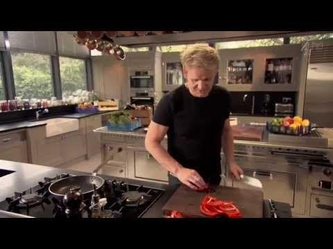 Курсы элементарной кулинарии Гордона Рамзи - часть 16 - YouTube