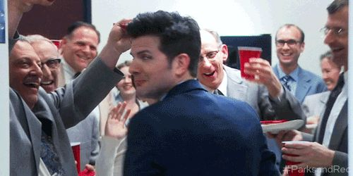 The greatest Ben Wyatt moment ever. Excuse me while I mop myself up off the floor ❤