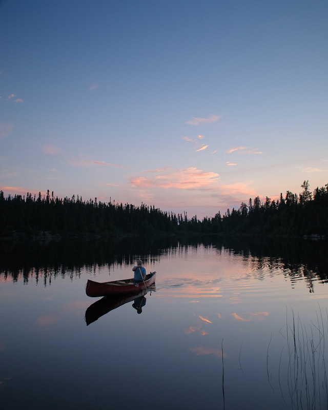 A canoeing adventure with Churchill River Canoe Outfitters at Forest House (located 75 km north of Missinipe, #Saskatchewan).