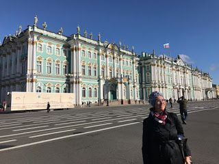 Di tutto e di più sulla Sardegna di Giurtalia e tanto altro ancora.: Visita a San Pietroburgo - Il Museo Hermitage 5°