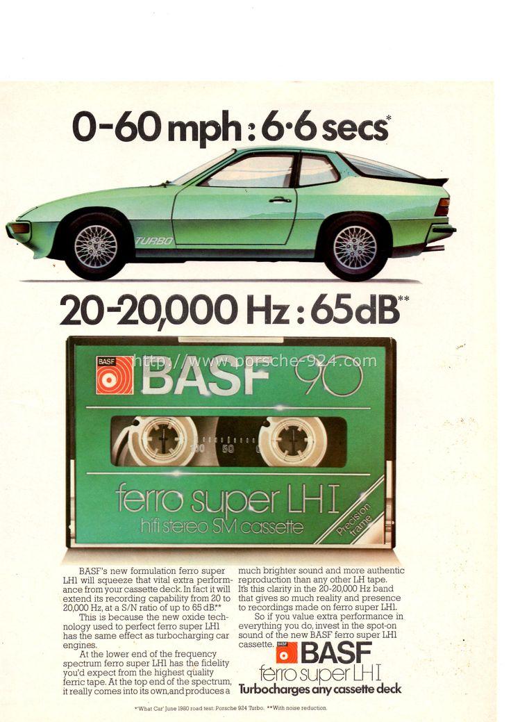 BASF with Porsche 924 Turbo (1980)