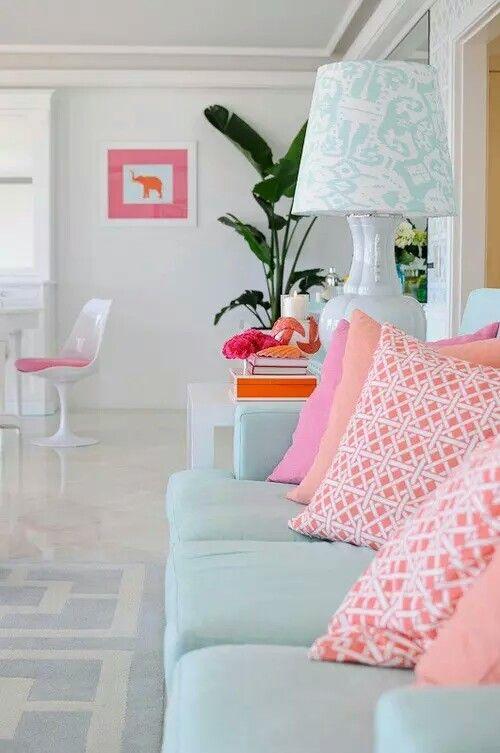 Die 17 besten Bilder zu decoración ❤ auf Pinterest Liebe - wohnzimmer ideen pink