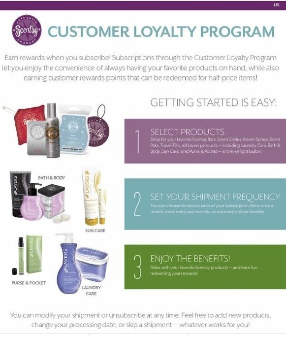 Scentsy - The flexibility to do the things you 💜, with the...