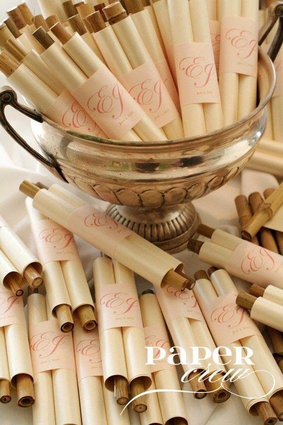 cinderellthemed wedding scroll invitations%0A   Pretty Perfect Wedding Program Ideas