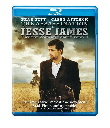 The Assassination of Jesse James by the Coward Robert Ford [Blu-ray]