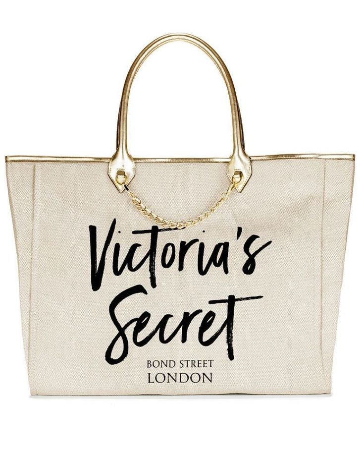 Victoria's Secret Limited Edition Large Tote Bag