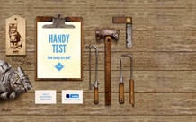 The Handytest | Website Award