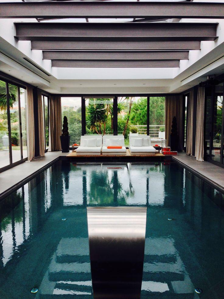 39 best indoor/outdoor pool ideas images on pinterest