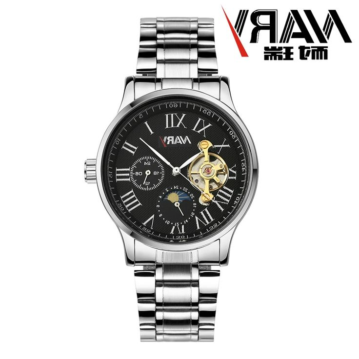 36.64$  Watch now - https://alitems.com/g/1e8d114494b01f4c715516525dc3e8/?i=5&ulp=https%3A%2F%2Fwww.aliexpress.com%2Fitem%2FNew-Luxury-Automatic-Self-Wind-Clock-Multifunction-Mechanical-Men-Watch-Tourbillon-Moon-Phase-Men-Wristwatches-Boutique%2F32773897931.html - New Luxury Automatic Self-Wind Clock Multifunction Mechanical Men Watch Tourbillon Moon Phase Men Wristwatches Boutique montre
