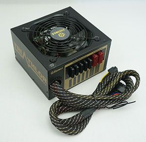 Enermax Triathlor FC 550W Power Supply Review