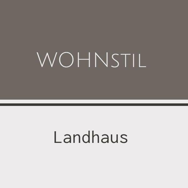 WOHNSTIL Modernes Landhaus Ideen Wandgestaltung Wohnen