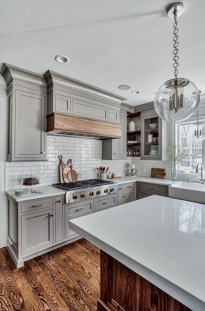 Types Of Kitchen Cabinets Explained Check The Image For Lots Of Kitchen Ideas 95348554 Ca Grey Kitchen Designs Kitchen Cabinets Trim Kitchen Cabinet Design