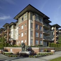 Lions Park Apartment residences in Richmond BC | Polygon