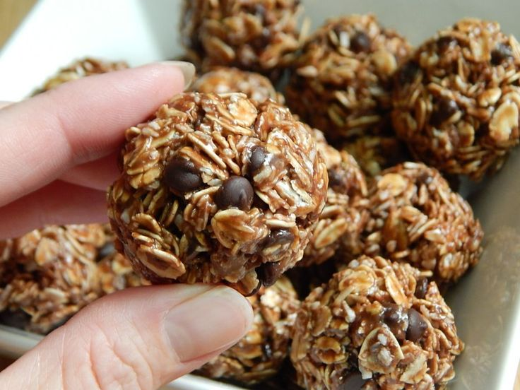 Nutella no bake cookies by drizzle me skinny