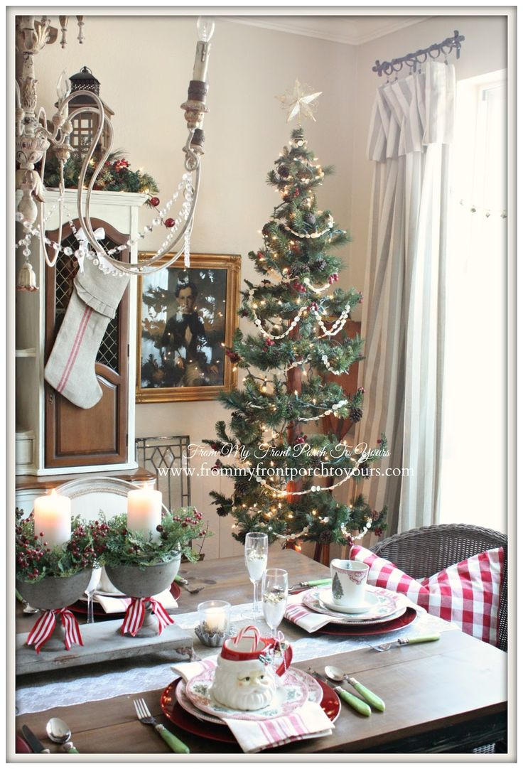 582 Best Images About Christmas Time On Pinterest