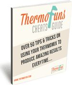 Download the Free Thermomix Cheats Guide - and join our Monthly Newsletter Club