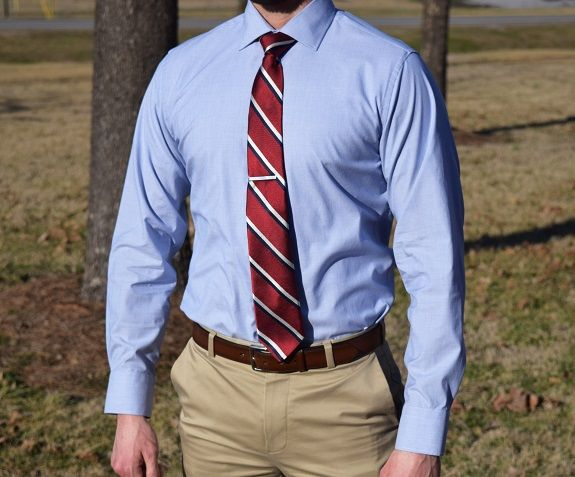 In Review: J. Crews New Neck & Sleeve Ludlow Dress Shirts  J. Crew: New Neck & Sleeve Dress Shirts  $69.50(3 /$150)  About the Author:Adam Terry is a 30-year-old Technical Trainer in the heating and manufacturing industry. Hes #menswear by day and #workwear by night. He enjoys raw selvedge denim Scotch whisky and working on maintaining his dad bod.  Background:  After three years of regular wear and tear on my Banana Republic Tailored Slim Fit dress shirts Im finally in search of a…