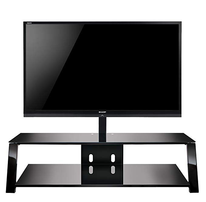 Bell O Tp4463 Triple Play 63 Tv Stand For Tvs Up To 70 Black