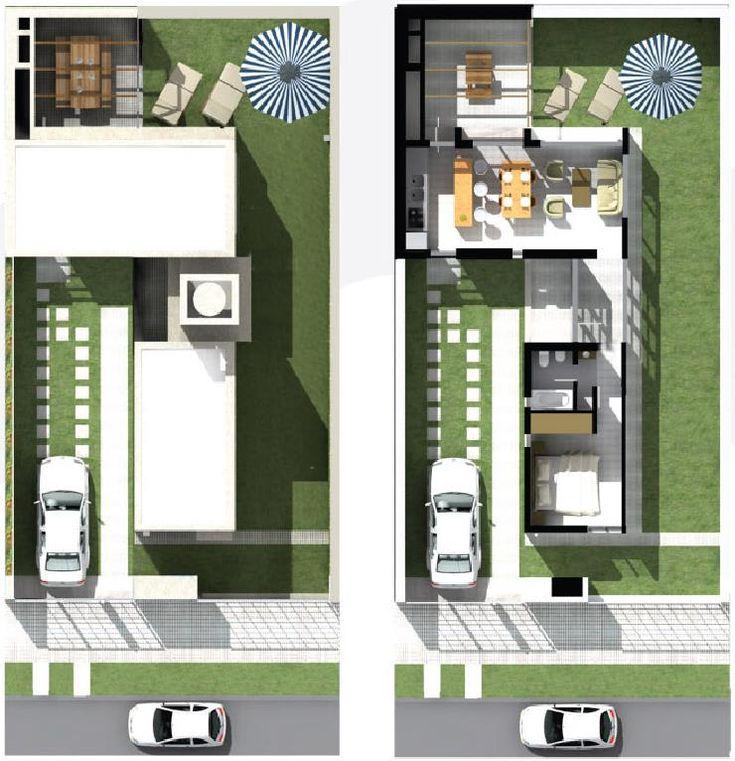 procrear casas mediterranea planos - Buscar con Google