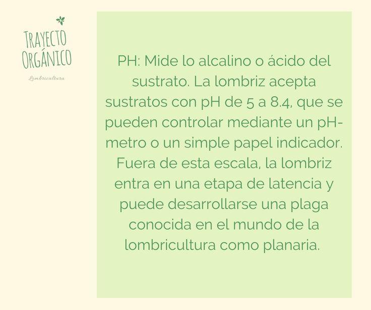 Cual es el PH ideal para una mejor reproducción de lombrices rojas californianas Eisenia Fetida en la vermicompostera.