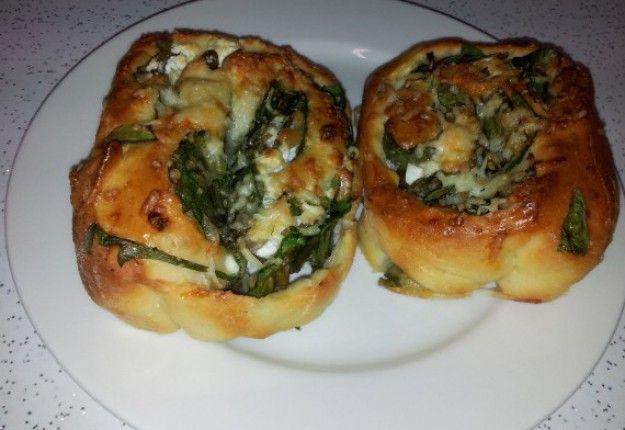 Mediterranean scrolls - Real Recipes from Mums