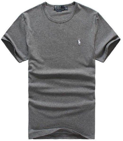 polos pas cher ralph lauren - ralph lauren polo t-shirt design Tee en Gris