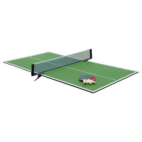 Butterfly Table Tennis Table Top Set 6x3ft Green
