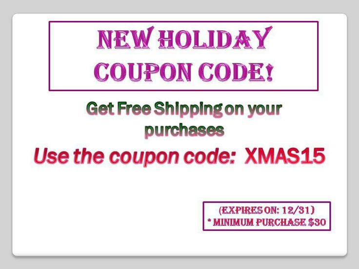 New Holiday Coupon Code!! ❄⛄ Use the coupon code XMAS15 and get Free Shipping on your purchaces (Expires On: 12/31) *Minimum Purchase $30.00 Shop:  https://www.etsy.com/shop/KaterinakiJewelry #jewelry #accessories #clothing #home_decor #coupon_code #christmas #knitting #crochet #holiday_offer #free_shipping #crafts #handmade_for_women #xmas #ready_for_holidays