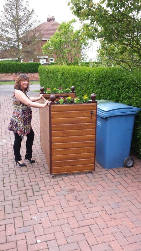 18 Best For Neighborhood Garbage Storage Images On