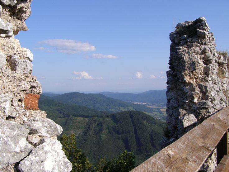 Muránsky hrad, Slovakia