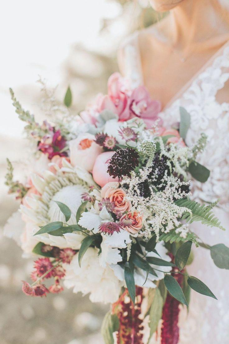 Mark + Lauren Romantic Mountain Wedding including wedding details inspiration, w…