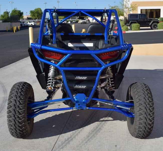 New 2015 Polaris RZR XP 4 1000 EPS Custom LSR Long Travel ATVs For Sale in Arizona. 2015 Polaris RZR XP 4 1000 EPS Custom LSR Long Travel Blue , We will not be beat, bring your in state price today! To assure the best customer service and Internet pricing, make sure to ask for Web Sales Manager! Here at RideNow Powersports in Peoria we carry; Yamaha, Honda, Suzuki, Kawasaki, Victory, Indian, Polaris, Can-Am, Sea-Doo, and pre-owned Harley Davidson products serving; Phoenix, Scottsdale…