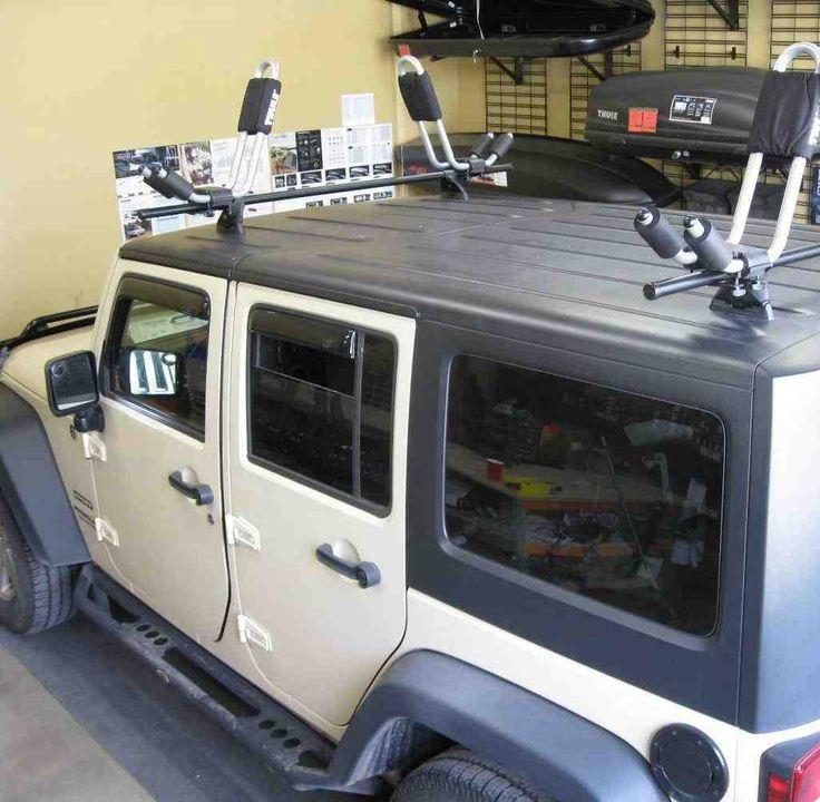 Thule Bike Rack for Jeep Wrangler