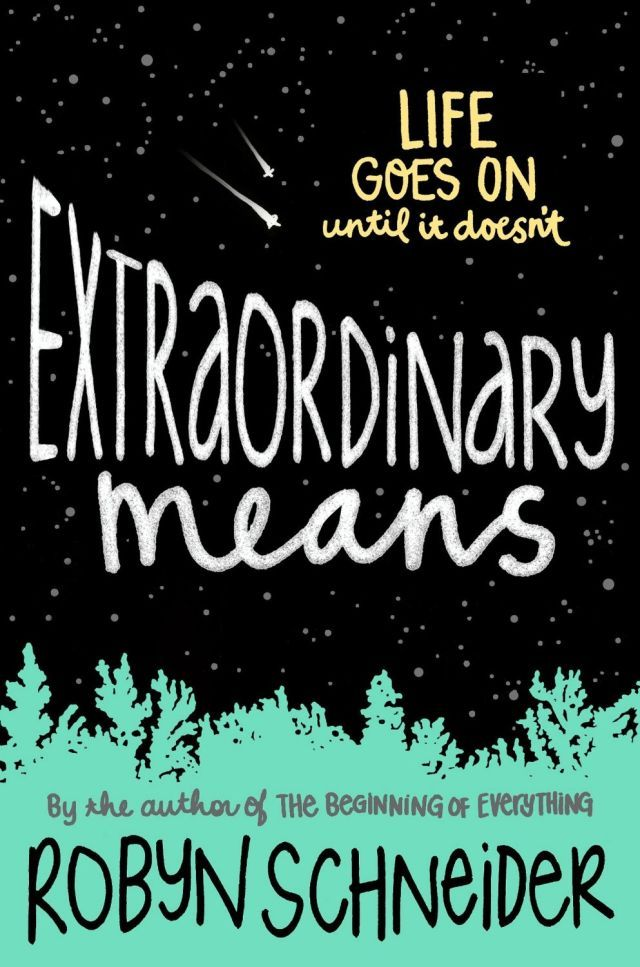 The Fault in Our Stars meets Eleanor & Park in this new release