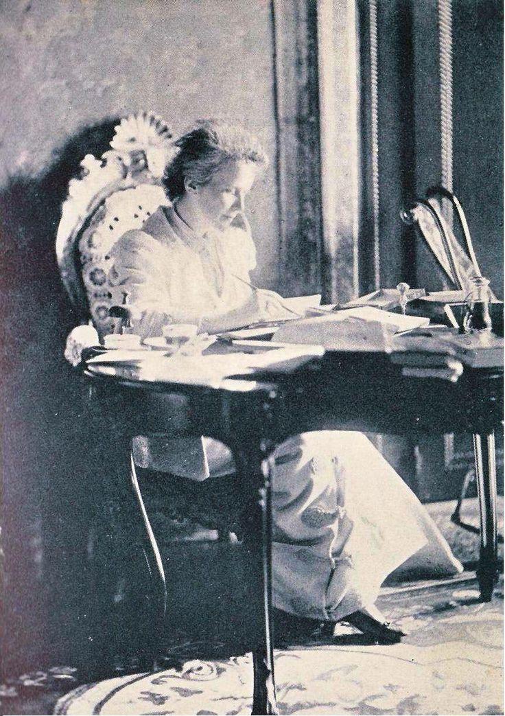 Hotel Danieli 1891 : Queen Elisabeth of Romania