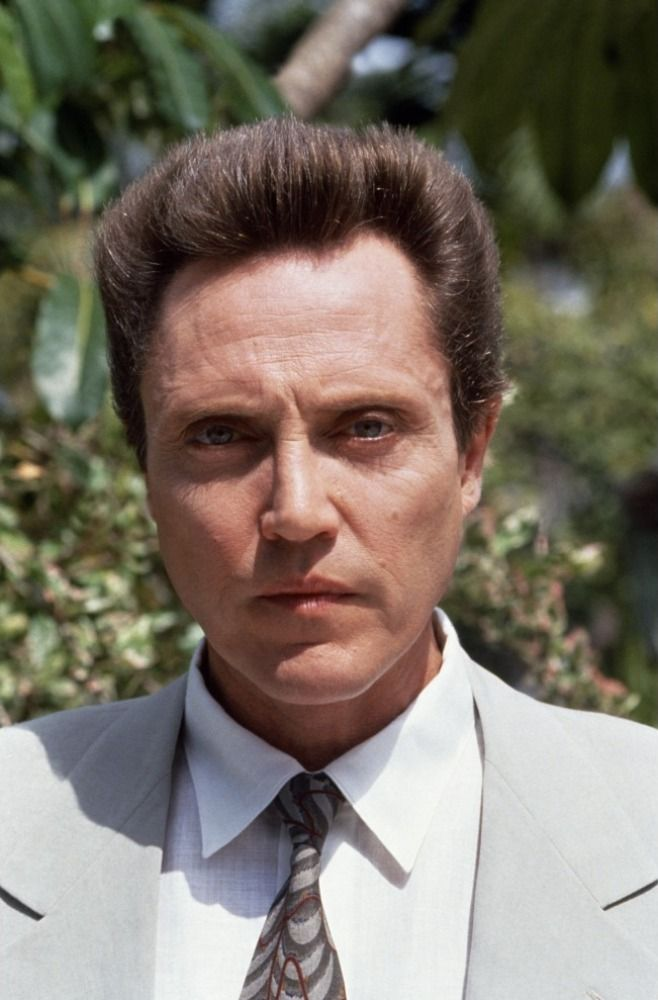 Christopher Walken- WOW HE LOOKS LIKE JACK LORD in this picture  - he was on Hawaii 5-O when he was super young!