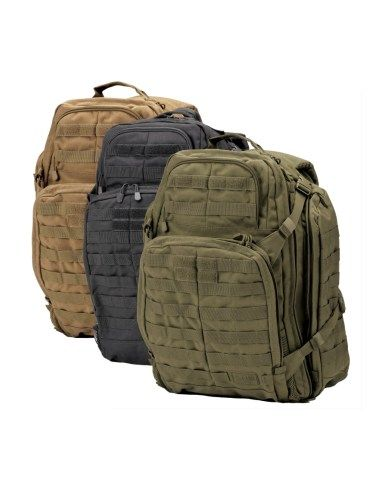 5.11 RUSH 72 Tactical Backpack 55 Litre Molle Bag 1050-D
