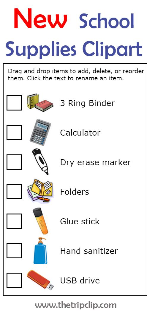 17 Best images about New Clipart & Activities for The Trip Clip on ...