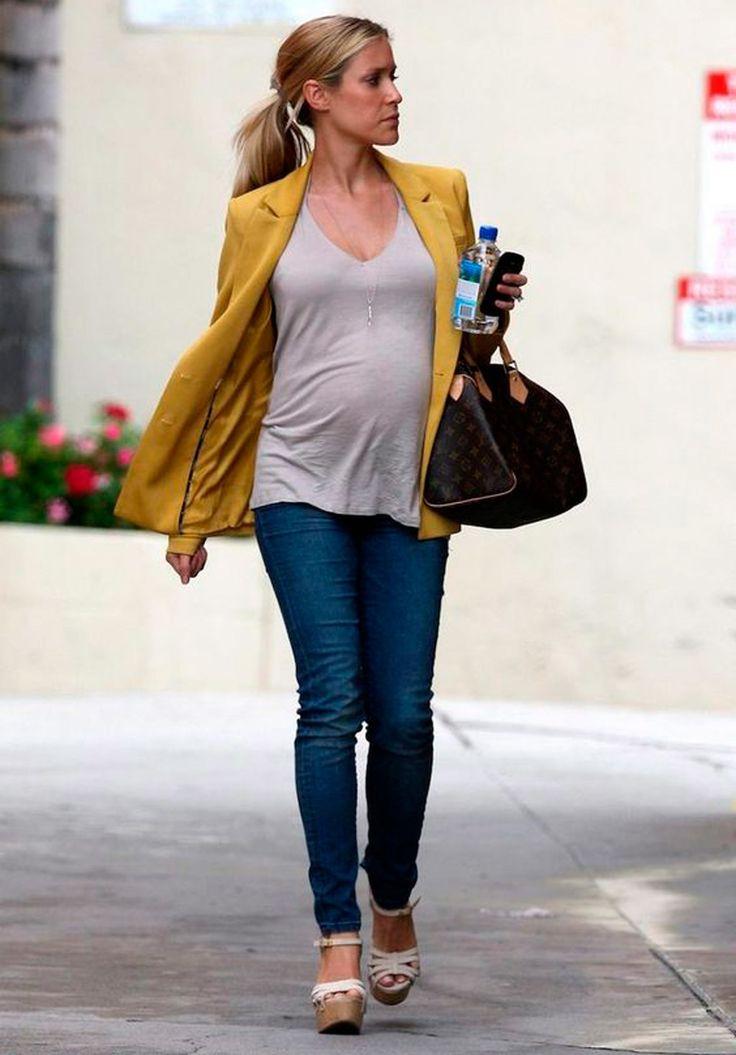 9 meses con estilo | Amarillo Embarazo y Ropa embarazadas