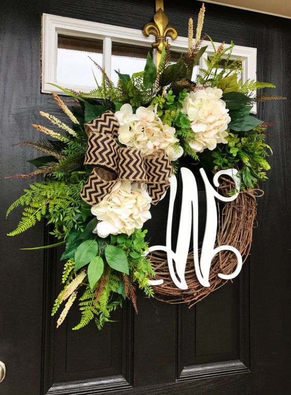 On Sale BEST SELLER Wreaths for Front Door Front Door