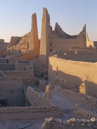 Diriyah, Saudi Arabia